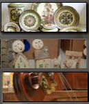 Handicrafts and shopping