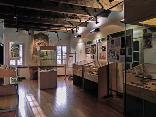 """Städt. archäologisches Museum """"G. Ferraresi"""""""