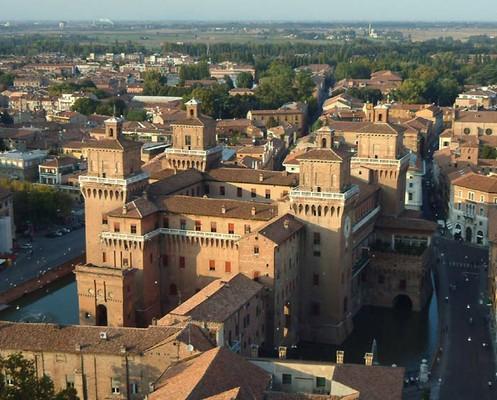 Die Renaissance Stadt