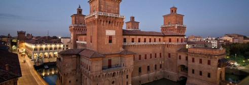 Ferrara, Stadt der Reinassance UNESCO-Welterbe