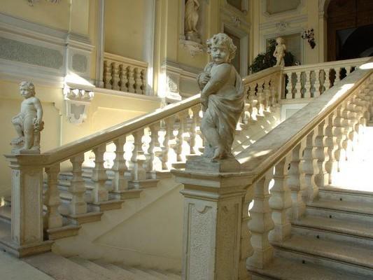 Palast von Renata di Francia
