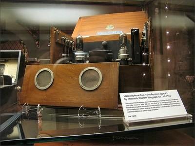 Museum für antike Radios