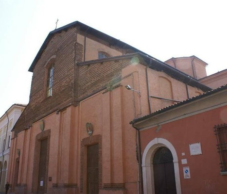 The Basilica Collegiata S. Biagio