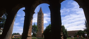 Bell Tower of the Abbey of Pomposa