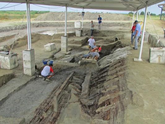 Archaeological Park of  Pieve Santa Maria in Padovetere