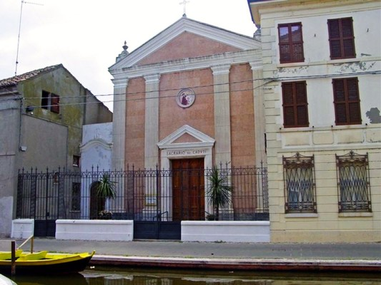 Curch of the Suffrace - S. Antonio Church