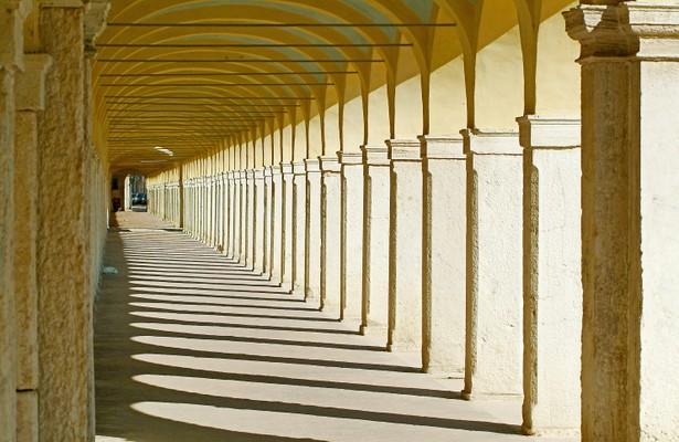 Capuchin portico