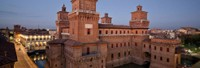 Lying in the middle of the Po Valley, Ferrara still has the atmosphere of the past, which blends in harmoniously with the lively atmosphere of the present.