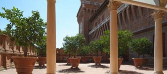 Garden and Loggia of the Oranges