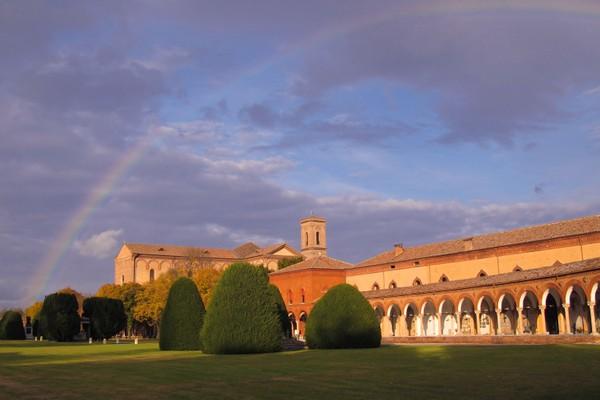 Temple of San Cristoforo alla Certosa