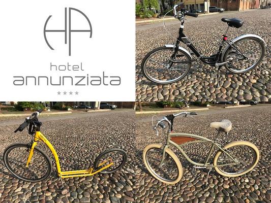 Bike rental - Hotel Annunziata