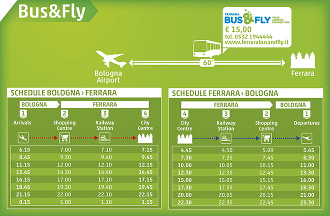 Bus & Fly