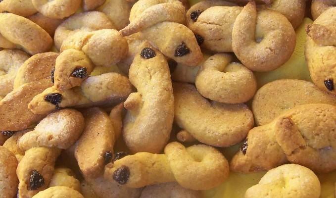 Topino d'Ognissanti biscuit