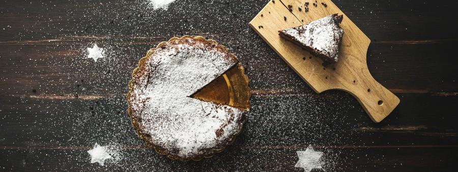"Torta tenerina or ""tacolenta"""