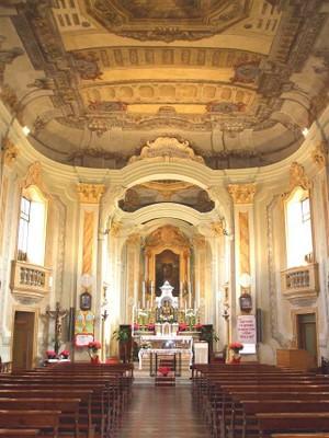 San Leonardo Abate Church