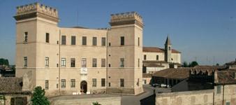 """Castello Estense di Mesola - Sala """"C. Laurenti"""""""