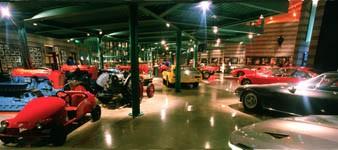 Museum Ferruccio Lamborghini