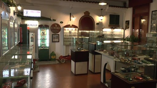 Museum of historical modelling