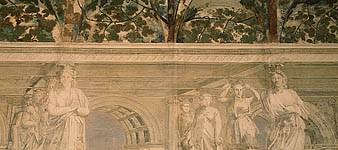 Sala della Vigna