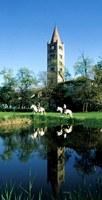 A caballo Abbazia di Pomposa