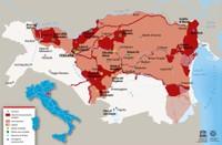 Mapa de las delizie
