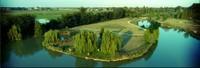 Espléndida zona verde de diversion y deporte fuera de las murallas de Ferrara.