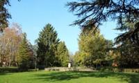 El parque mas grande de la ciudad amurallada de Ferrara.