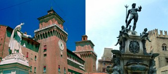 De Ferrara a Bolonia