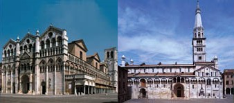 De Ferrara a Módena