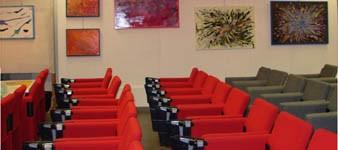 """Sala de conferencias """"D. Bonzagni"""""""