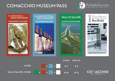 Comacchio Museum Pass