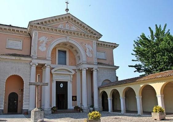 Le Sanctuaire de Santa Maria in Aula Regia