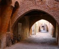Le centre médiéval