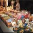 Le rendez-vous avec les produits biologiques est situé dans le centre historique de Ferrare, le deuxième dimanche du mois.