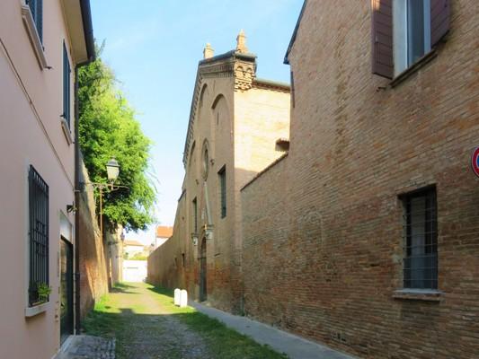 Monastère du Corpus Domini