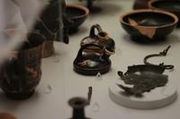 Le musée, qui loge dans le Palazzo Costabili, accueille des pièces archéologiques de la ville étrusque de Spina.