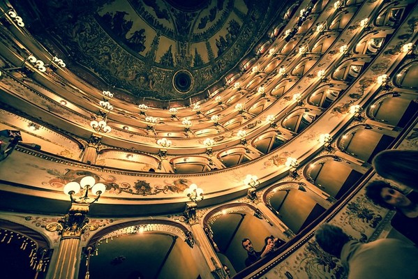 Théâtre municipal - Teatro Abbado