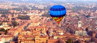 Mongolfières à Ferrara - Montgolfier