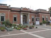 Facciata del Centro Culturale Mercato