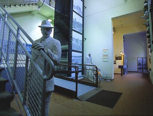 Museo della Bonifica e Impianto di Saiarino