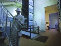 Il Museo della Bonifica è collocato nell'omonimo impianto idrovoro: non solo un museo di documentazione storica, ma un vero e proprio cantiere di lavoro.