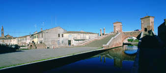 Audioguide di Comacchio, capitale del Parco del Delta del Po