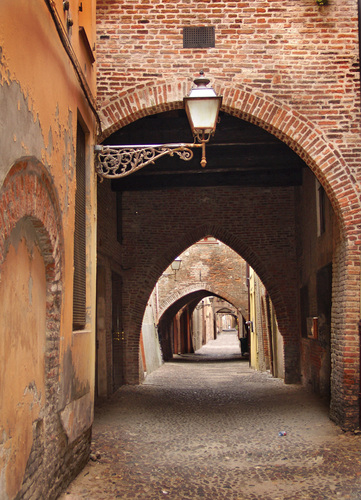 Audioguide di Ferrara, città medievale