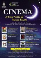 Cinema di una notte di mezza estate