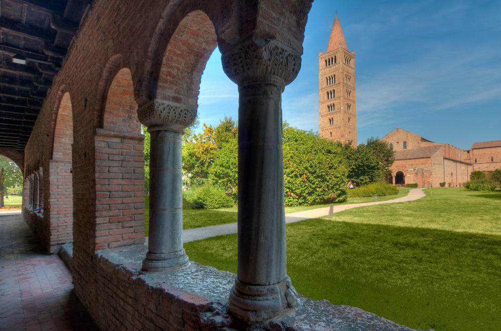 Abbazia di Pomposa — Ferrara Terra e Acqua
