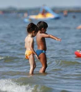A sea for children