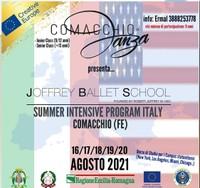 """JOFFREY BALLET SCHOOL """"Summer Intensive"""""""