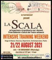 "LA SCALA ""Intensive Weekend"""