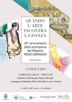 Remo Brindisi: Notte tra Arte e Danza