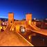 Animazione serale nel centro storico di Comacchio